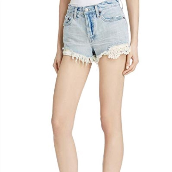 Free People Pants - Free people Daisy Chain Lace Short